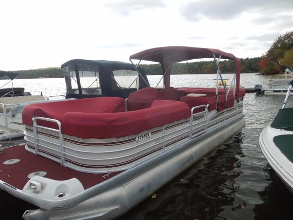 2001 San Pan 2500