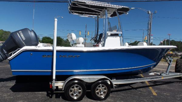 2014 Sea Hunt Ultra 211