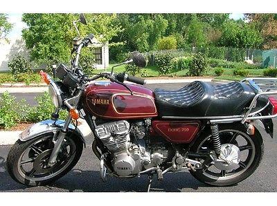 Yamaha : XS 1979 yamaha xs 750 f 14 007 miles shaft drive kick and electric start nicebike