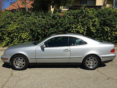 Mercedes-Benz : CLK-Class Socal CLK320 COUPE SOUTHERN CALIFORNIA CORROSION FREE GARAGE KEPT LADY.  2 OWNER