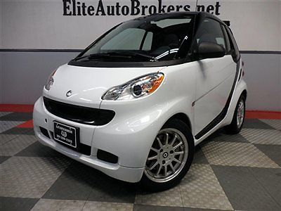 Smart : Fortwo 2dr Cabriolet Passion 2012 smart passion convertible 12 k miles cean carfax like new msrp 18 760