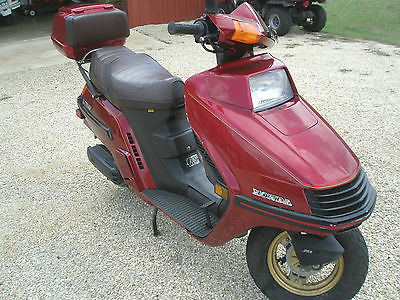 Ch250 Honda Elite Motorcycles For Sale