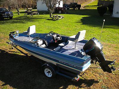 1988 Bayliner Bassboat