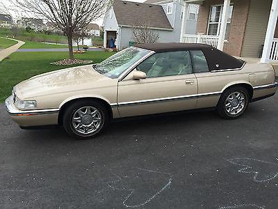 Cadillac : Eldorado heritage Edition 1993 cadillac eldorado coupe 2 door 4.9 l one owner car only 9600 miles