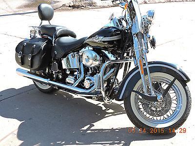 Harley-Davidson : Softail 2003 harley davidson heritage springer