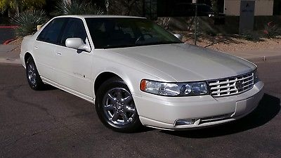 Cadillac : Seville SLS 2002 cadillac seville sls northstar v 8 chromes 4 way heated seats az car