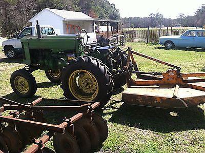 John Deere Tractor 1952 model 40-S