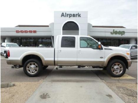 2011 Ford F-250SD