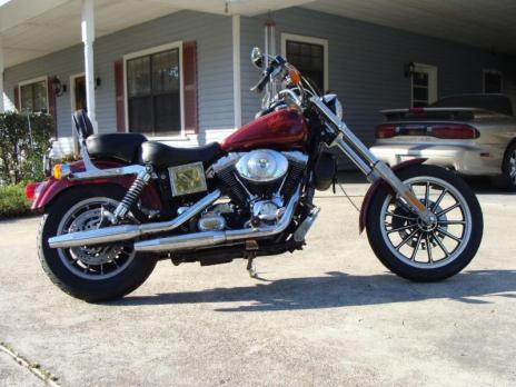 2000 harley lowrider 13000 miles wide frontend 4'over