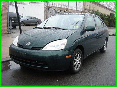 Toyota : Prius Base Sedan 4-Door 2001 used 1.5 l i 4 16 v fwd sedan