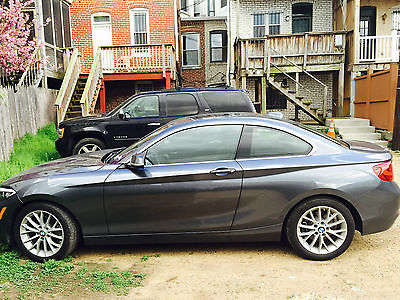 BMW : 2-Series 228i Coupe Almost New BMW 228i Getting married and need to get rid of my bachelor ride