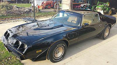 Pontiac : Trans Am FIREBIRD 1981 pontiac trans am low miles numbers matching t tops