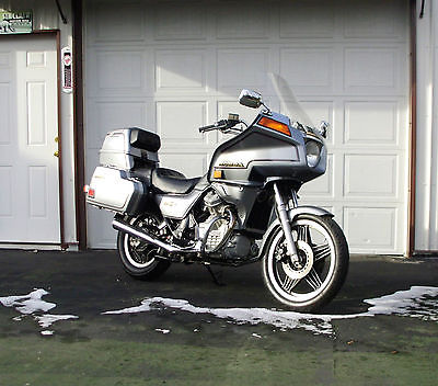 Honda : Other 1982 honda gl 500 silverwing interstate for sale
