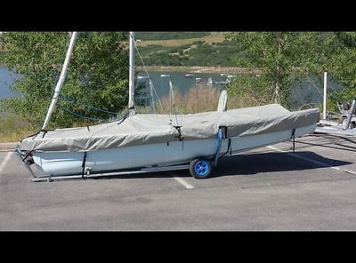 2008 Laser Bahia for sale with all of the accessories, including trailer w/dolly