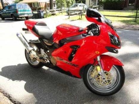 2002 Kawasaki ZX12 ZX