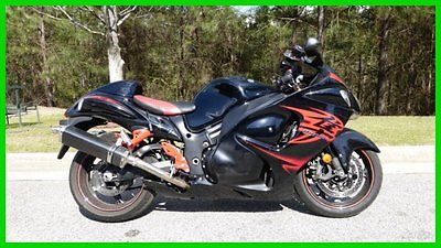 Suzuki : Hayabusa 2011 suzuki hayabusa 1340 motorcycle fast customer chopper stretched