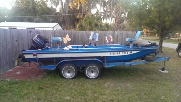Astroglass boats for sale for 16 foot aluminum boat motor size