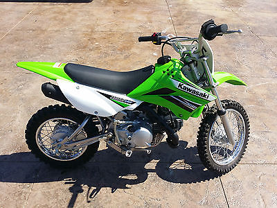 Kawasaki 110 Dirt Bike Motorcycles For Sale