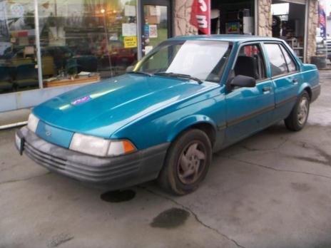 1993 Chevrolet Cavalier 4dr