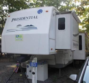2006 Holiday Rambler Presidential 36RLQ