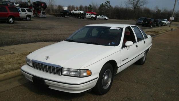 Chevrolet Caprice/ Impala
