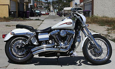Harley-Davidson : Dyna 2007 harley davidson dyna low rider fxdl clean title beautiful ca motorcycle