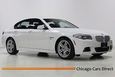 BMW : 5-Series 550i xDrive M-Sport 12 550 i xdrive m sport pkg nav convenience cold sport transmission xenon