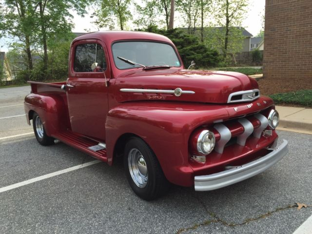 Ford : Other Pickups 1952 ford f 1 pickup