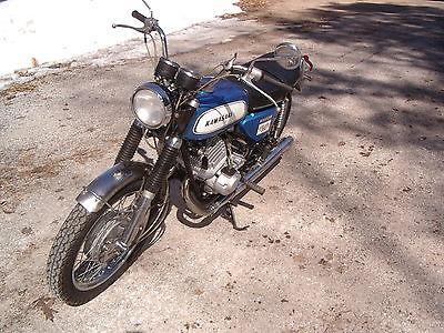 Kawasaki : Other 1970 kawasaki a 7 350