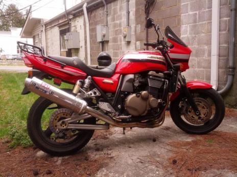 2004 Kawasaki ZRX1200