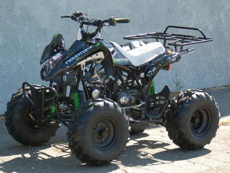125cc  Kids  Sport Quad.....   Totaly New!!!  CA Approved