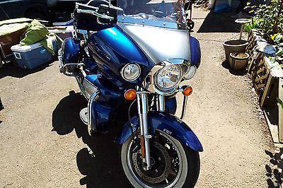 Kawasaki : Vulcan 2011 kawasaki voyager 1700 cc touring