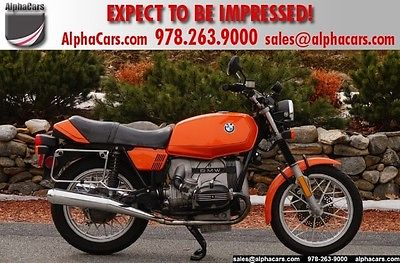 BMW : R-Series Beautifully Restored Upgraded Low Miles Immaculate Condition Financing & Trades