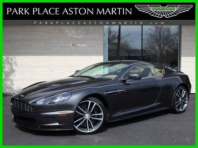 Aston Martin : DBS 2010 aston martin dbs coupe 6 l v 12 48 v automatic 4 200 miles
