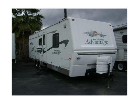 2004 Wilderness Fleetwood Advantage 290FQSG