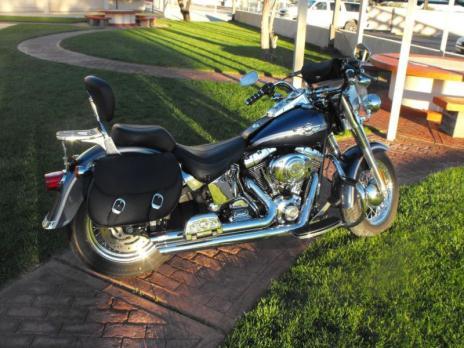 2003 Harley Davidson [ 100 Anniversary ] Fat Boy