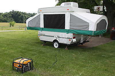 2005 Viking Pop Up Camper