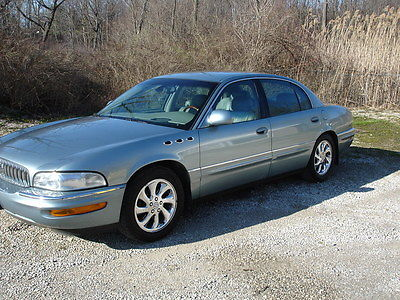 Buick : Park Avenue Ultra Sedan 4-Door 2004 buick park avenue ultra sedan 4 door 3.8 l super charged
