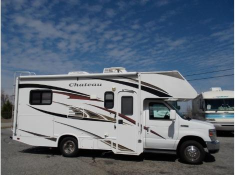 Four Winds Chateau Rvs For Sale In Williamston South Carolina