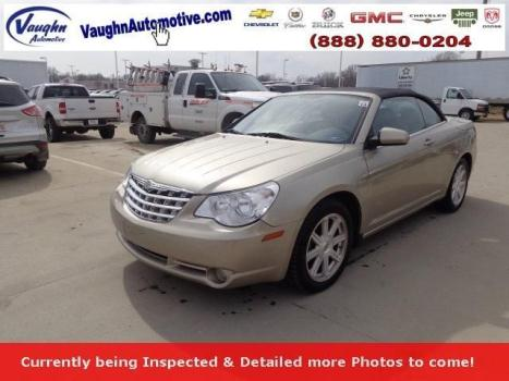 2009 Chrysler Sebring 2D Convertible Touring