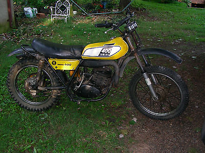 Yamaha : Other 1975 yamaha dt 400 great running bike