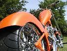 Custom Built Motorcycles : Chopper Custom Chopper by Big Al's Chop Shop