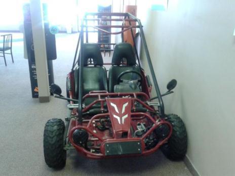 2008 Hammer Head GTS 250cc Dune Buggy Go Kart