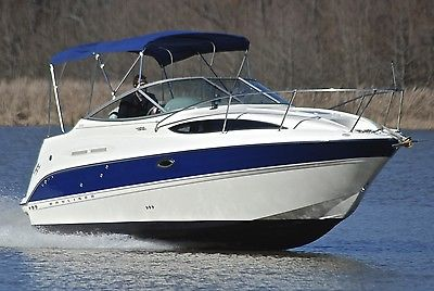 BAYLINER 245 CRUISER  *HD PICS*  ONLY 38 HRS