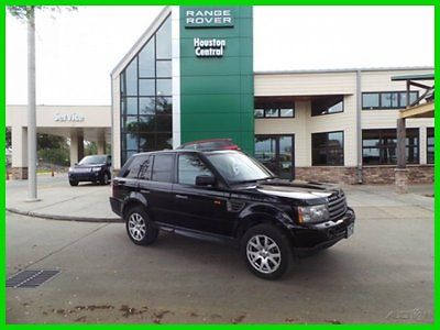 Land Rover : Range Rover Sport HSE 2007 hse used 4.4 l v 8 32 v automatic 4 x 4 suv premium