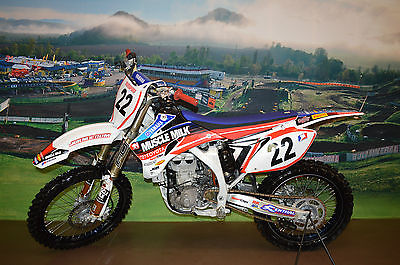 Yamaha : YZF-R LOADED! 2009 Yamaha YZ 450F w/ ASV levers, FMF pipe, JGR top end kt,Hinson cltch