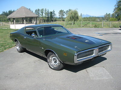 Dodge : Charger SUPERBEE SUPER RARE SUPERBEE, REAL DEAL 383, 4 SPEED NUMBERS MATCHING CAR!