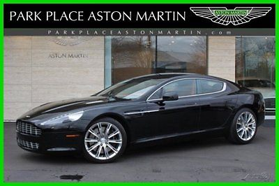 Aston Martin : Other 2010 aston martin rapide sedan 6 l v 12 48 v automatic low miles mint
