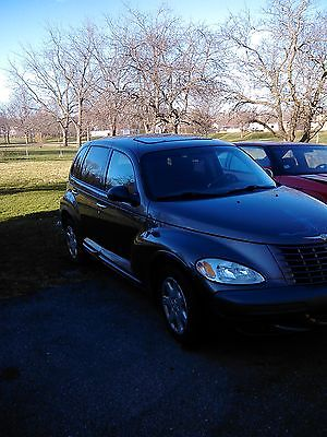 Chrysler : PT Cruiser Pt cruiser 2001 pt cruiser bad motor does not start