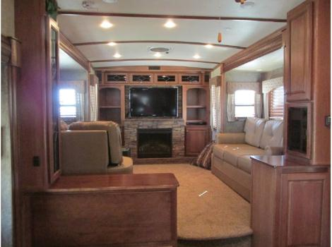 Dutchmen Infinity 3750fl. No Video. Dutchmen Infinity 3640rl. Front Living  Room ... Part 49